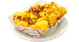 Bacon Cheese Tots