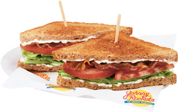 Sándwich Bacon con Lettuce & Tomato