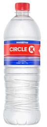Agua Natural Circle K 1 L