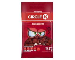 Gomitas Circle K Chilifrutas 105 g