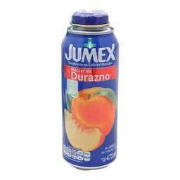 Néctar Jumex Lata Botella Durazno 473 mL