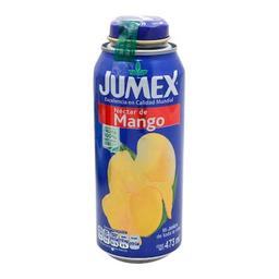 Néctar Jumex Lata Botella Mango 473 mL
