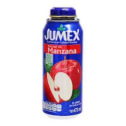 Néctar Jumex Lata Botella Manzana 473 mL