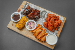 Ribs and Traditional Wings