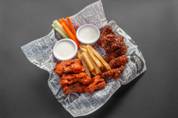 Boneless and Traditional Wings