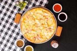 Pizza Provoleta con Panceta