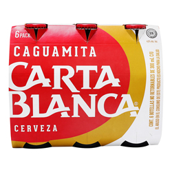Cerveza Six Pack 1 Pza