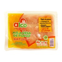 Alco Milanesa de Pollo Natural