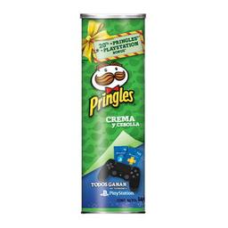 Pringles Botana Crema y Cebolla