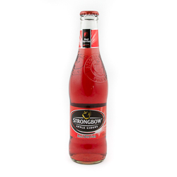 Strongbow Red Berries Sidra De Manzana Botella