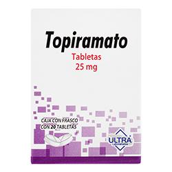 Topiramato (25 Mg)
