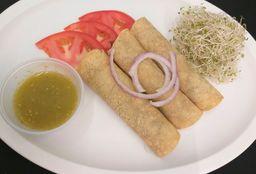 Tacos de Flor de Jamaica