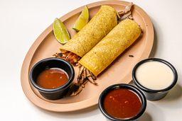 Taco Oriental Bbq