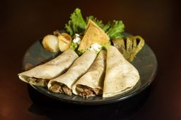 Tacos de Arrachera Reyes