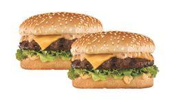Promoción 2 Classic Cheeseburger