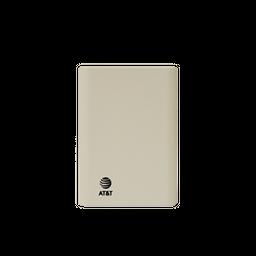 Bateria Inalambrica de 10000 Mah Color Negro Marca AT&T