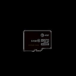 Memoria de 64 GB Marca AT&T