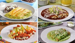 Enchiladas Poblanas