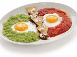 Huevos Tricolor