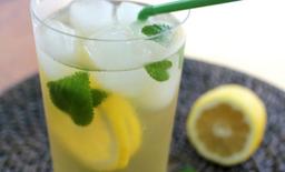 Agua Limón con Menta