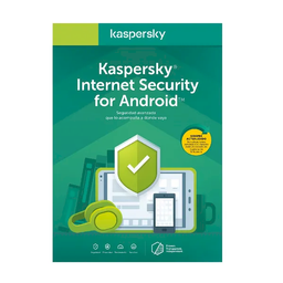 Licencia Kaspersky Internet Security Android 1 Dispositivo 1 Año