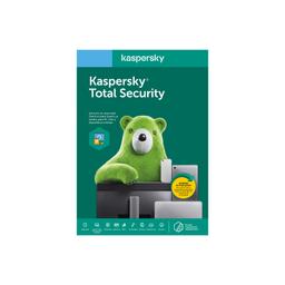 Total Security 5 Dispositivos 3 Años