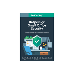 Small Office 25 Pcs 3 Server 1 Año