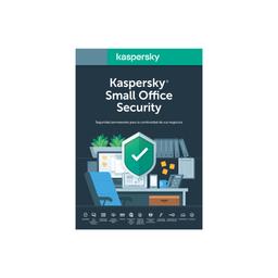Small Office 25 Pcs 3 Server 1 Año