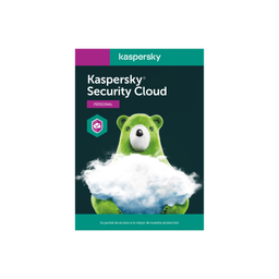 Security Cloud Personal 3 Disp 1 Año