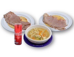 Paquete 2: Rappi comida completa