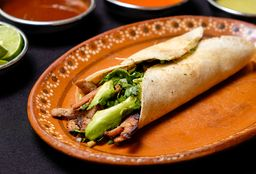 Burrito Árabe