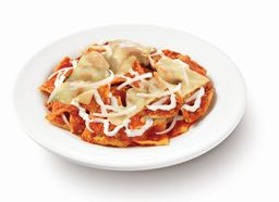 Chilaquiles Vips Rojos