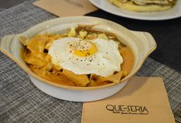 Chilaquiles Queseria