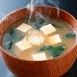 Sopa Missoshiro Especial