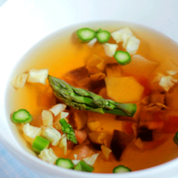 Sopa Hot Dashi Ebi