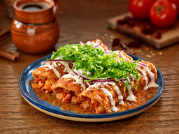 Enchiladas Placeras