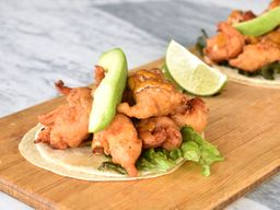 Tacos Camarón Rosarito