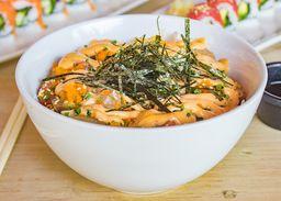 Spicy Bara Chirashi