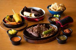 Tacos de Arrachera 2x1