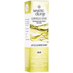 Tinte Permanente en Crema Hlna Natural Ash High Lift Blonde
