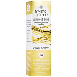 Tinte Permanente en Crema 10Na Natural Ash Lightest Blonde