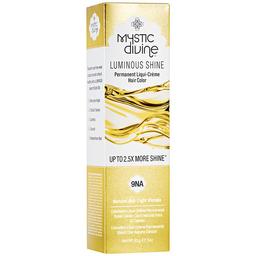 Tinte Permanente en Crema 9Na Natural Ash Light Blonde