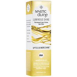 Tinte Permanente en Crema 8Na Natural Ash Blonde