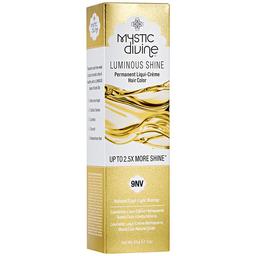 Tinte Permanente en Crema 9Nv Natural Cool Light Blonde