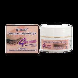 Crema Contorno de Ojos 4 en 1 Prosa 15 g