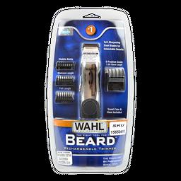 Wahl Máquina Recortadora Recargable Para Barba Y Bigote