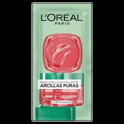 Loreal Mascarilla Arcilla Exfoliante