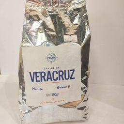 Bolsa Café grano Veracruz 500 Grs