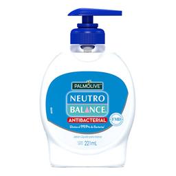 Jabón Neutro Balance Líquido Para Manos Antibacterial