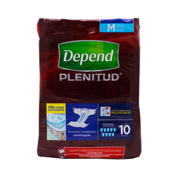 Pañal de Adulto Depend Plenitud